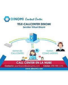 DINOMI CLOUD SERVICE (Monthly)